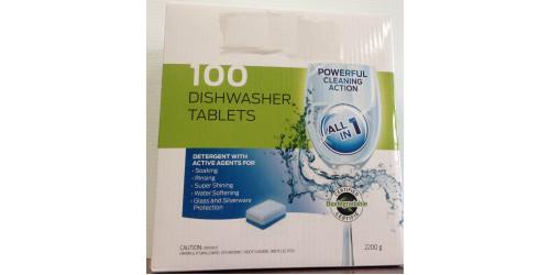100 pastilles Lave-Vaisselle